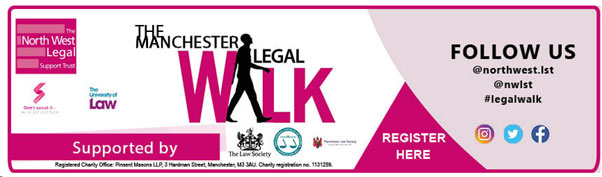 The Manchester Legal Walk